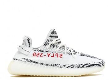 Zapatillas unisex Adidas yeezy boost 350 v2 rojo/blanco/negro_088
