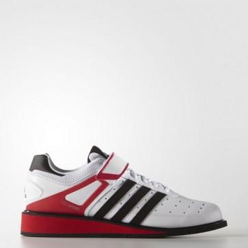 Zapatillas Adidas para hombre power perfect 2 footwear blanco/core negro/radiant rojo G17563-001