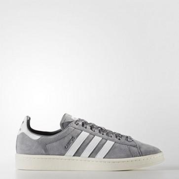 Zapatillas Adidas para hombre campus gris/footwear blanco/chalk blanco BA7535-005
