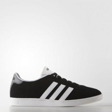 Zapatillas Adidas para hombre vl court core negro/footwear blanco/gris F99137-017