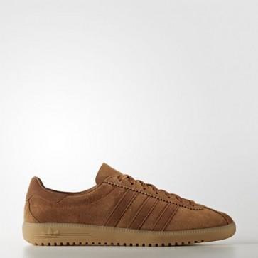 Zapatillas Adidas para hombre bermuda marrón/cargo marrón/gum BB5268-021