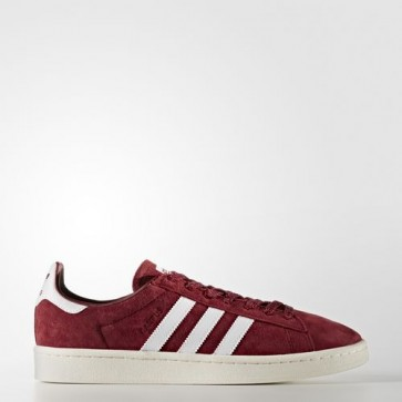 Zapatillas Adidas para hombre campus collegiate burgundy/footwear blanco/chalk blanco BB0079-033