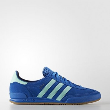 Zapatillas Adidas para hombre jeans city series azul/easy verde/gum BB5275-049