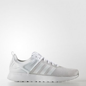 Zapatillas Adidas para hombre cloudfoam super racer footwear blanco/clear onix AW4164-058