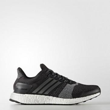 Zapatillas Adidas para hombre ultra boost st core negro/iron metallic/gris oscuro BA7838-067