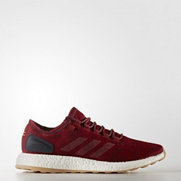 Zapatillas Adidas para hombre pure boost collegiate burgundy/linen/night navy BA8895-078