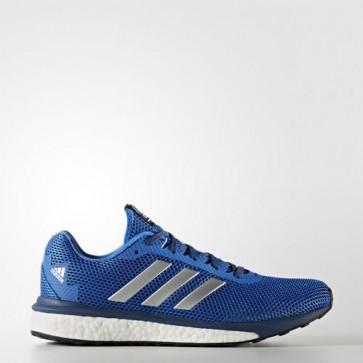 Zapatillas Adidas para hombre vengeful azul/silver metallic/mystery azul BA7938-080