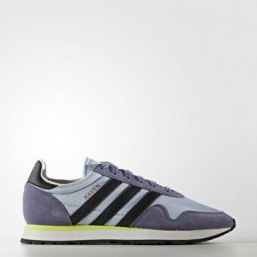 Zapatillas Adidas para hombre haven easy azul/core negro/solar amarillo BB1282-084