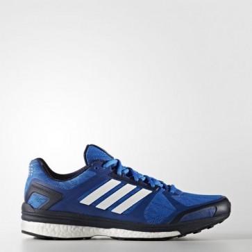 Zapatillas Adidas para hombre super nova sequence 9 azul/footwear blanco/collegiate navy BB1614-085