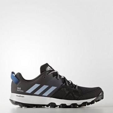 Zapatillas Adidas para hombre kana 8 trail core negro/easy azul/trace gris BB4416-096