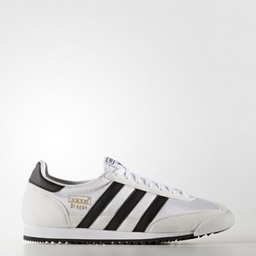 Zapatillas Adidas para hombre dragon vintage footwear blanco/core negro/gold metallic BB1270-098