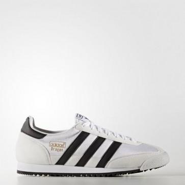 Zapatillas Adidas para hombre dragon vintage footwear blanco/core negro/gold metallic BB1270-098