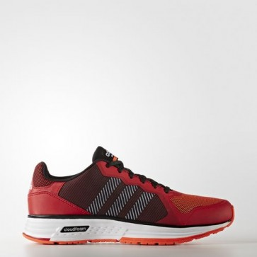 Zapatillas Adidas para hombre cloudfoam flyer scarlet/core negro/solar rojo AW4093-106