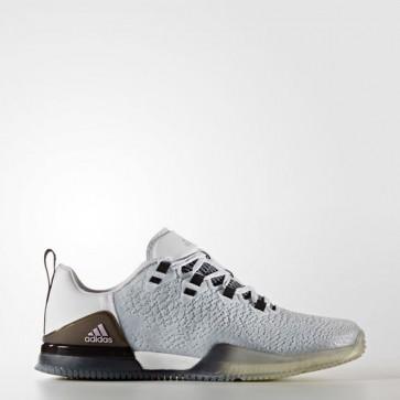 Zapatillas Adidas para mujer crazy power footwear blanco/vapour gris metallic/clear gris BB1557-205
