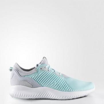Zapatillas Adidas para mujer alphabounce lux clear aqua/footwear blanco/clear gris B39268-214