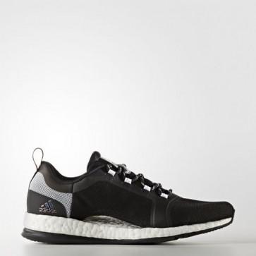 Zapatillas Adidas para mujer pure boost x 2.0 core negro/silver metallic/footwear blanco BB0699-229
