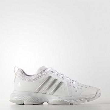 Zapatillas Adidas para mujer barrica classic footwear blanco/silver metallic/lgh solid gris BY2926-231