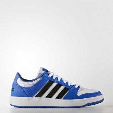 Zapatillas Adidas para hombre cloudfoam bb hoops footwear blanco/core negro/azul AW3909-110