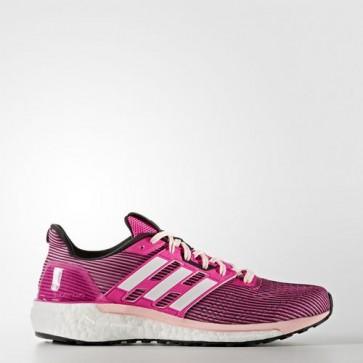 Zapatillas Adidas para mujer super nova shock rosa/footwear blanco/core negro BB3470-236