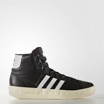 Zapatillas Adidas para mujer allround original core negro/footwear blanco/gold metallic BB5183-256