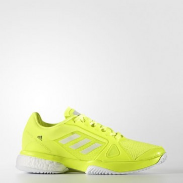 Zapatillas Adidas para mujer by stella mccartney barrica solar amarillo/footwear blanco BB5050-272