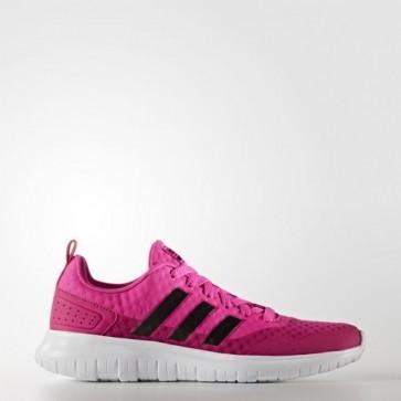 Zapatillas Adidas para mujer cloudfoam lite flex shock rosa/core negro/bold rosa AW4203-287