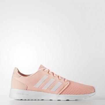 Zapatillas Adidas para mujer cloudfoam qt racer haze coral/footwear blanco/sun glow AW4005-292