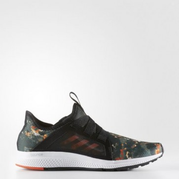 Zapatillas Adidas para mujer edge luxe core negro/energy/footwear blanco BW0415-299