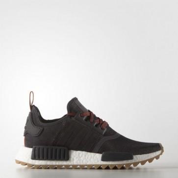 Zapatillas Adidas para mujer nmd_r1 utility negro/utility negro/craft chili BB3691-313
