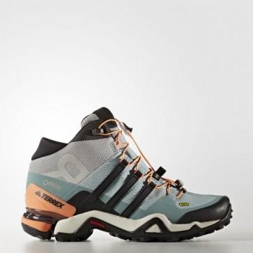 Zapatillas Adidas para mujer terrex fast tactile verde/core negro/vapour steel BA8045-325