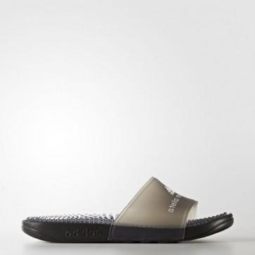Zapatillas Adidas para mujer chancla ssage core negro/footwear blanco BB0609-344