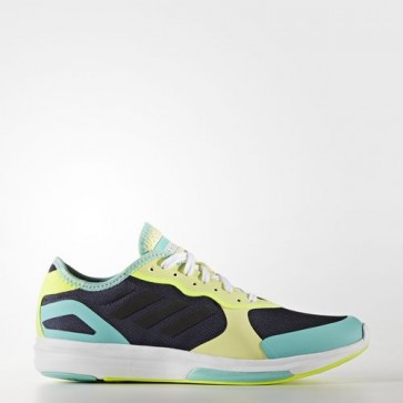 Zapatillas Adidas para mujer yvori urban sky/core negro/blush amarillo BB4961-357