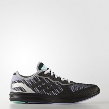 Zapatillas Adidas para mujer stella yvori core negro/dust violeta BB4959-375