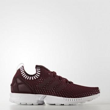 Zapatillas Adidas para mujer zx flux maroon/footwear blanco BA7143-382