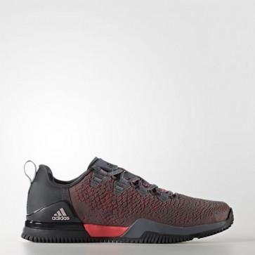 Zapatillas Adidas para mujer crazy power onix/vapour gris metallic/core rosa BB1556-395