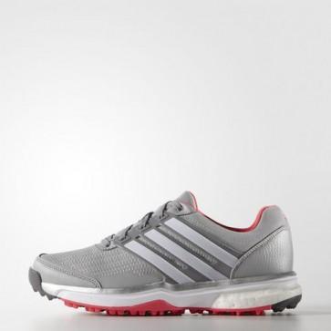 Zapatillas Adidas para mujer power sport boost 2.0 clear onyx/blanco/shock rojo F33289-406