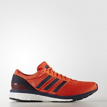 Zapatillas Adidas para hombre zero boston 6 energy/collegiate navy/collegiate burgundy BB0537-143