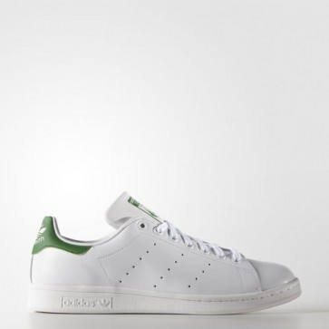 Zapatillas Adidas unisex stan smith footwear blanco/core blanco/verde M20324-005