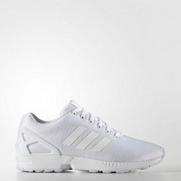 Zapatillas Adidas unisex zx flux footwear blanco/clear gris S32277-009