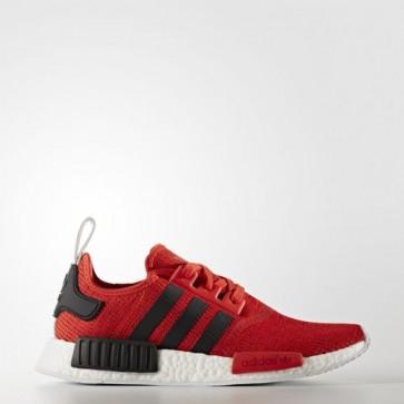 Zapatillas Adidas unisex nmd_r1 core rojo/core negro/footwear blanco BB2885-013