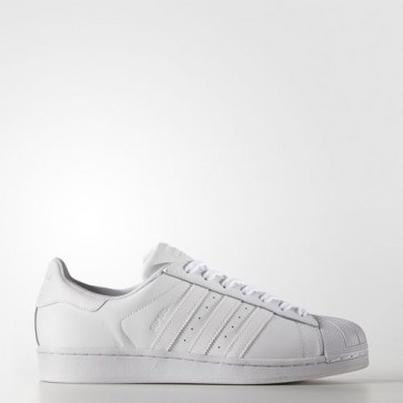 Zapatillas Adidas unisex super star foundation footwear blanco B27136-014