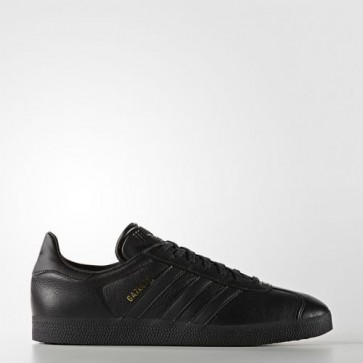 Zapatillas Adidas unisex gazelle core negro/gold metallic BB5497-025