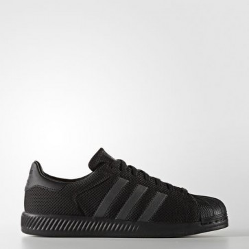 Zapatillas Adidas unisex super star bounce core negro S82237-071