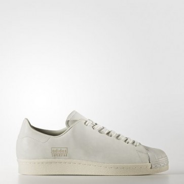 Zapatillas Adidas unisex super star 80s crystal blanco/off blanco BB0169-081