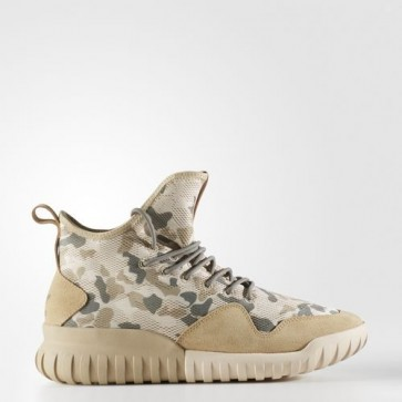 Zapatillas Adidas unisex tubular uncgd linen khaki/sesame/trace cargo BB8402-093