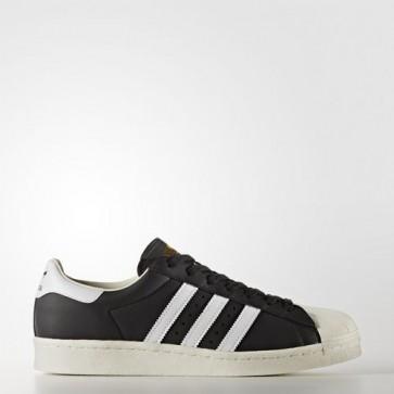 Zapatillas Adidas unisex super star boost core negro/footwear blanco/gold metallic BB0189-097