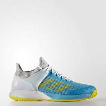 Zapatillas Adidas unisex zero bersonic 2.0 samba azul/bright amarillo/footwear blanco BB3408-109
