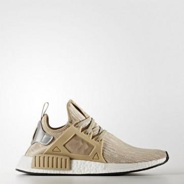 Zapatillas Adidas unisex nmd_xr1 linen/matte silver/core negro S77194-113