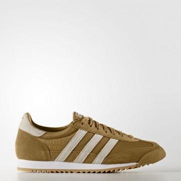 Zapatillas Adidas unisex dragon vintage mesa/footwear blanco/gum BB1262-182