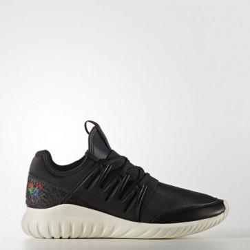 Zapatillas Adidas unisex tubular ral core negro/chalk blanco BA7780-195